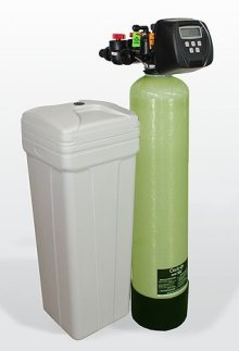 Water softener system made in USA